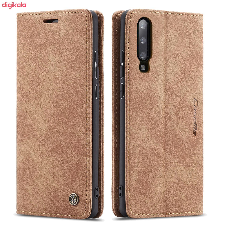 کیف کلاسوری کیس می مدل Flip مناسب برای گوشی موبایل سامسونگ Galaxy A50/A50s/A30s
