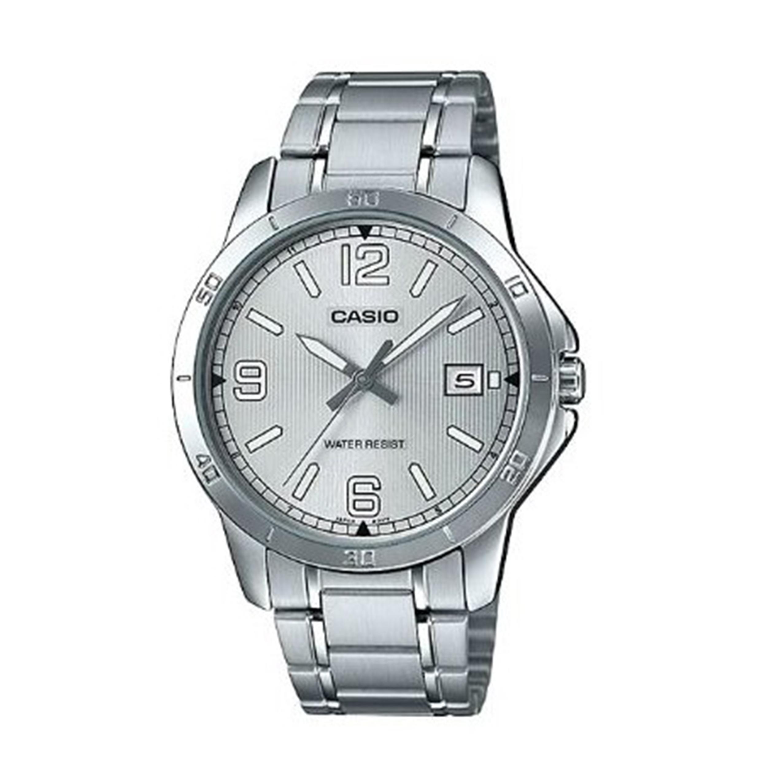 ساعت مچی عقربه ای مردانه کاسیو مدل MTP-V004D-7B2UDF              خرید (⭐️⭐️⭐️)