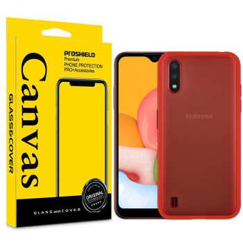 کاور کانواس مدل BMH-01 مناسب برای گوشی موبایل سامسونگ Galaxy A01
