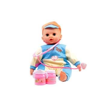 عروسک بیبی مدل 8066 ارتفاع 42 سانتی متر