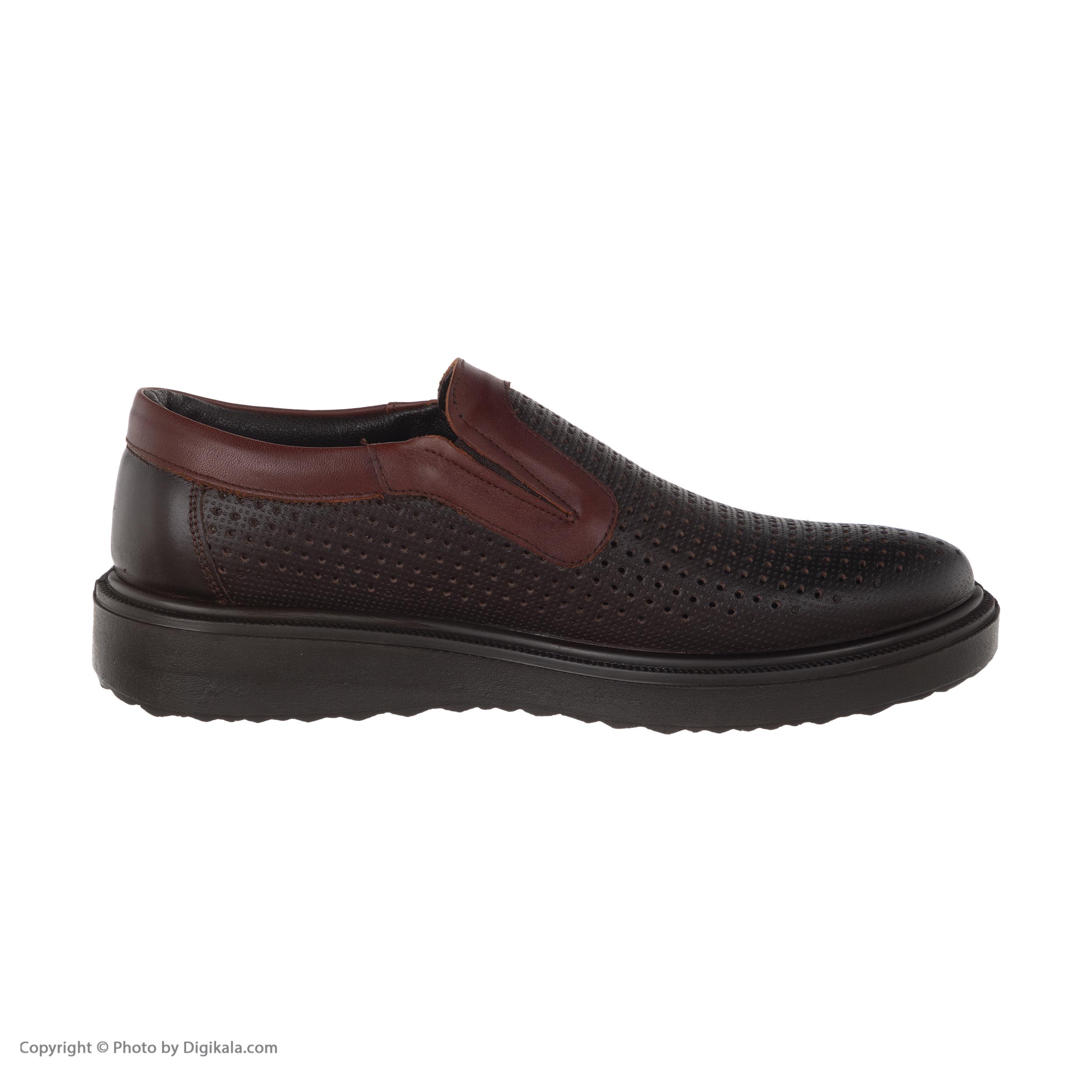کفش روزمره مردانه مل اند موژ کد 860