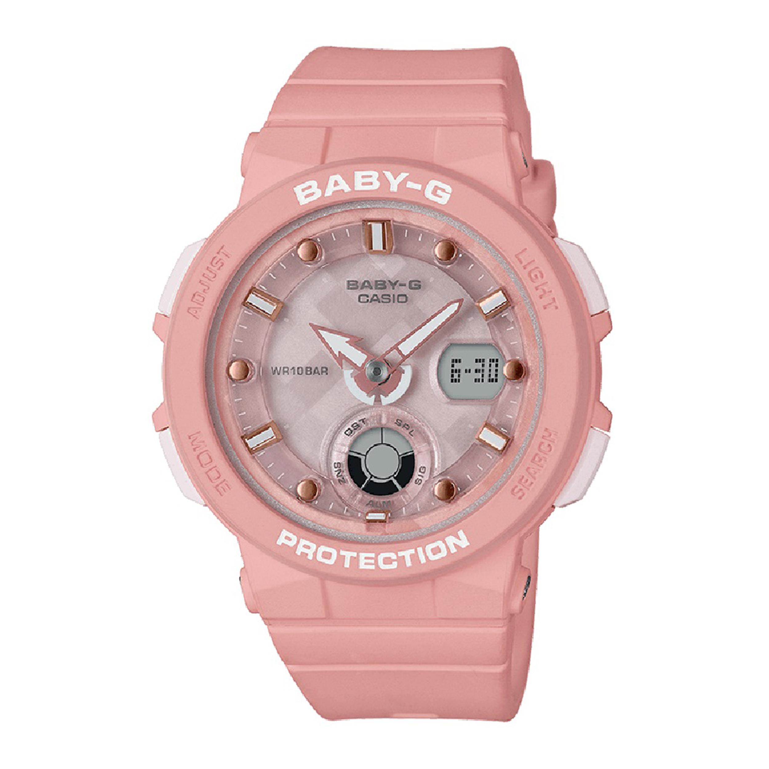 ساعت مچی عقربه ای زنانه کاسیو مدل BGA-250-4ADR              خرید (⭐️⭐️⭐️)