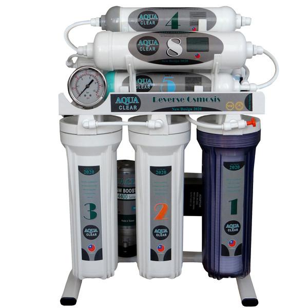 دستگاه تصفیه کننده آب آکوآکلیر مدل NEWDESIGN 2020 - AFC8