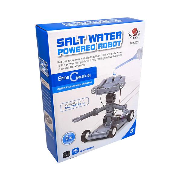 کیت آموزشی کیوت سان لایت مدل ربات آب نمکی