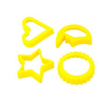 قالب برش کیک راشن کد 44719 مجموعه 4 عددی
