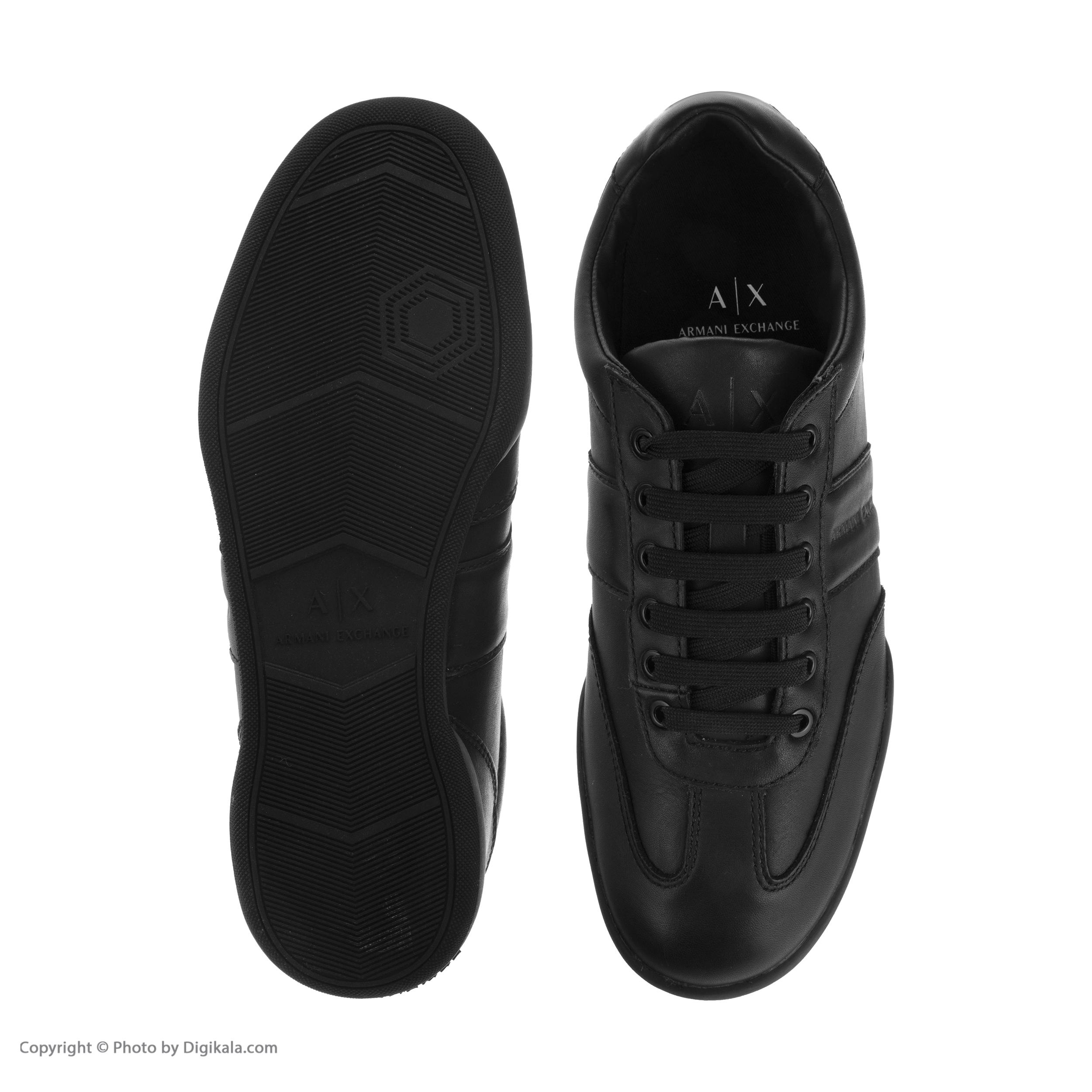 کفش مردانه آرمانی اکسچنج مدل XUX030XCC15-00002