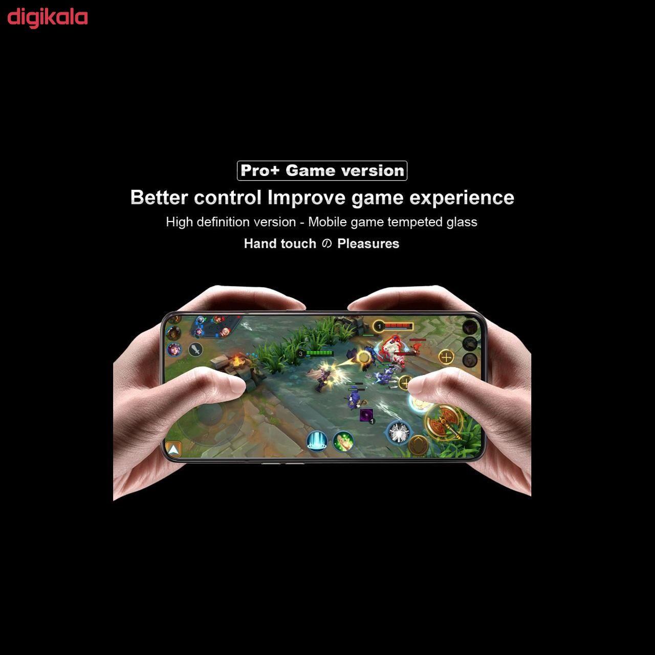 محافظ صفحه نمایش ولگا مدل CER-Powertech مناسب برای گوشی موبایل سامسونگ Galaxy A51 main 1 1