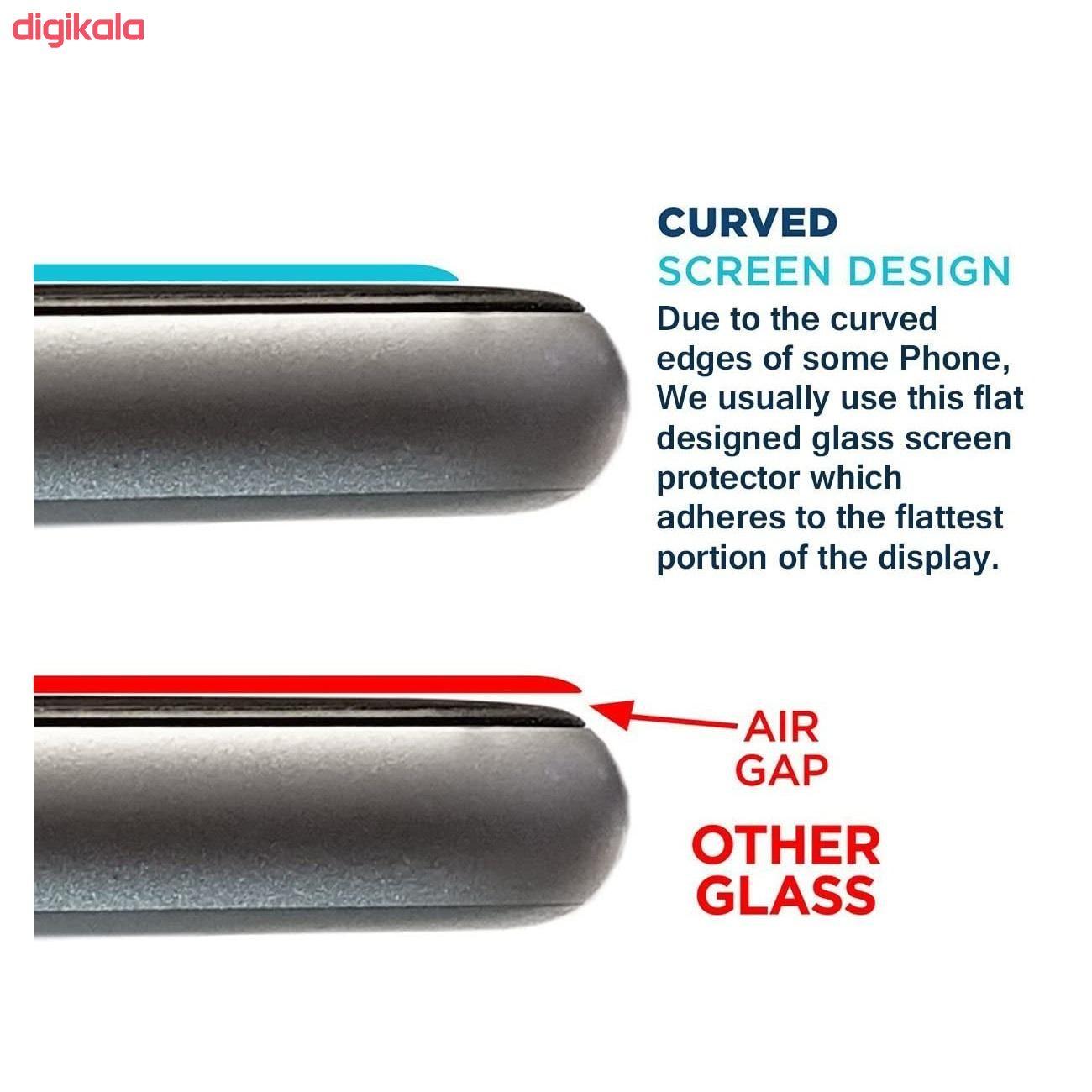 محافظ صفحه نمایش ولگا مدل CER-Powertech مناسب برای گوشی موبایل سامسونگ Galaxy A51 main 1 3
