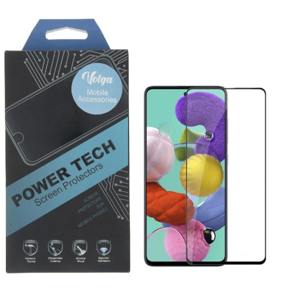 محافظ صفحه نمایش ولگا مدل CER-Powertech مناسب برای گوشی موبایل سامسونگ Galaxy A51