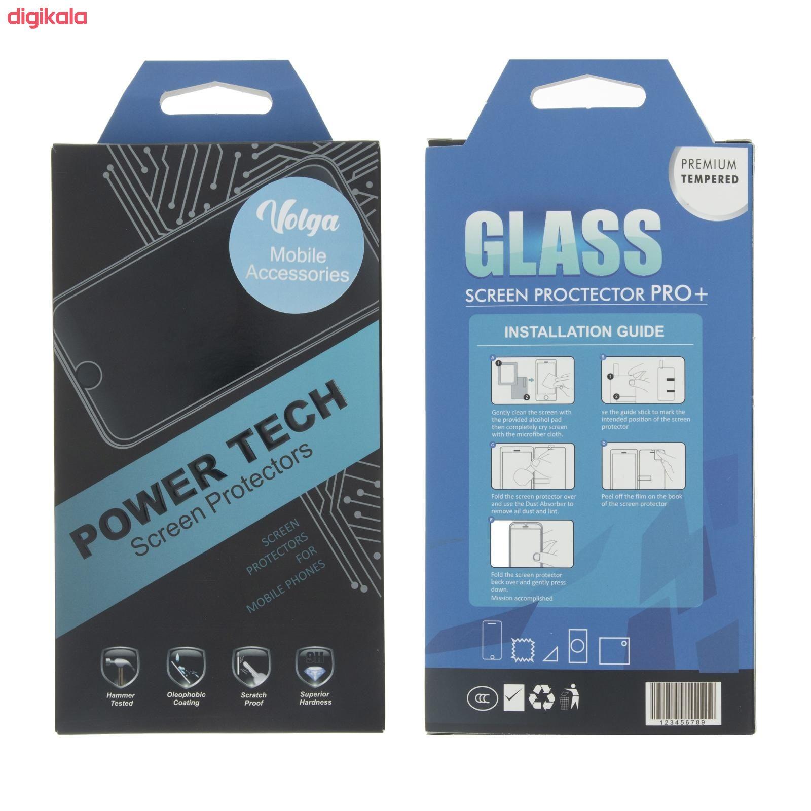 محافظ صفحه نمایش ولگا مدل CER-Powertech مناسب برای گوشی موبایل سامسونگ Galaxy A51 main 1 12