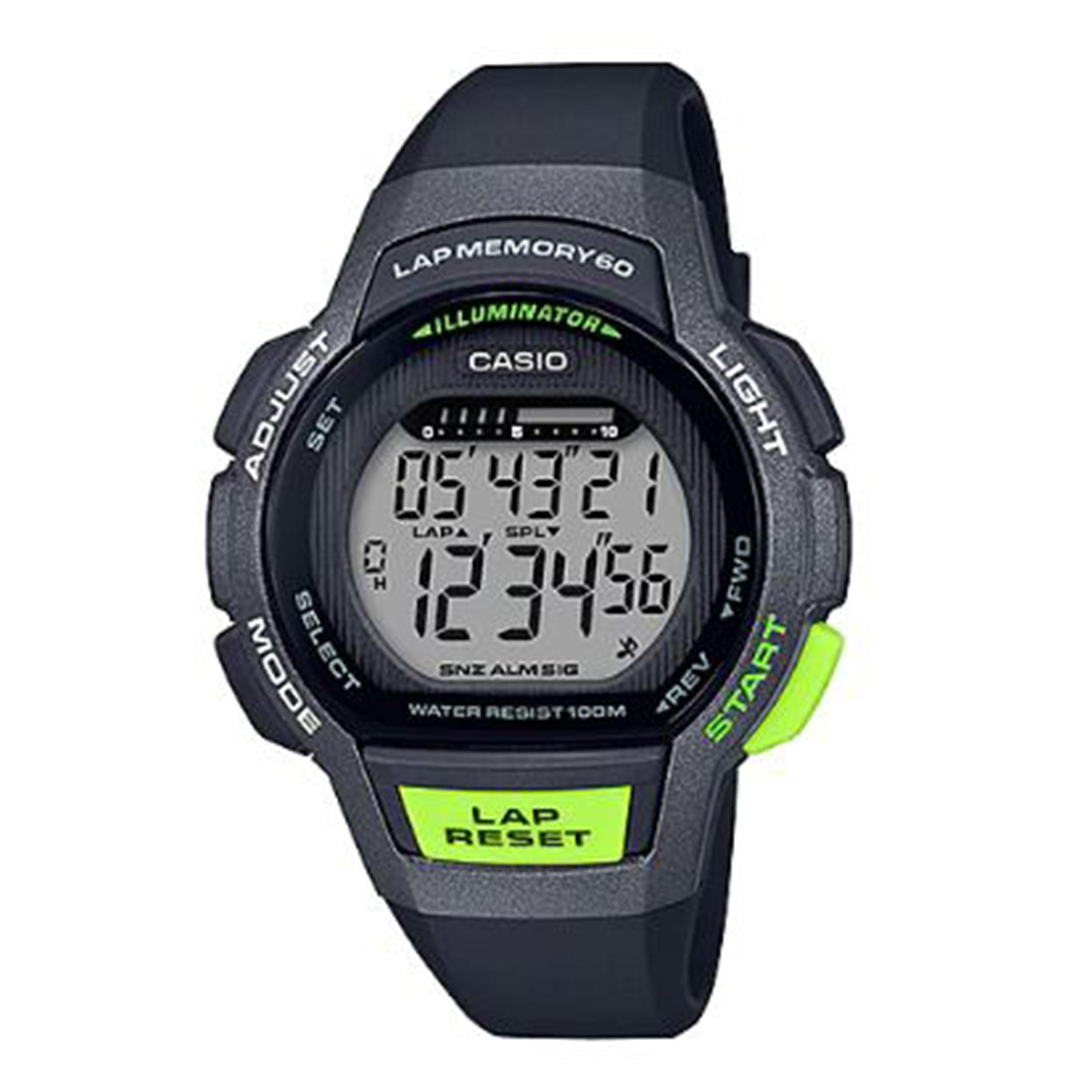ساعت مچی دیجیتال کاسیو مدل LWS-1000H-1AVDF