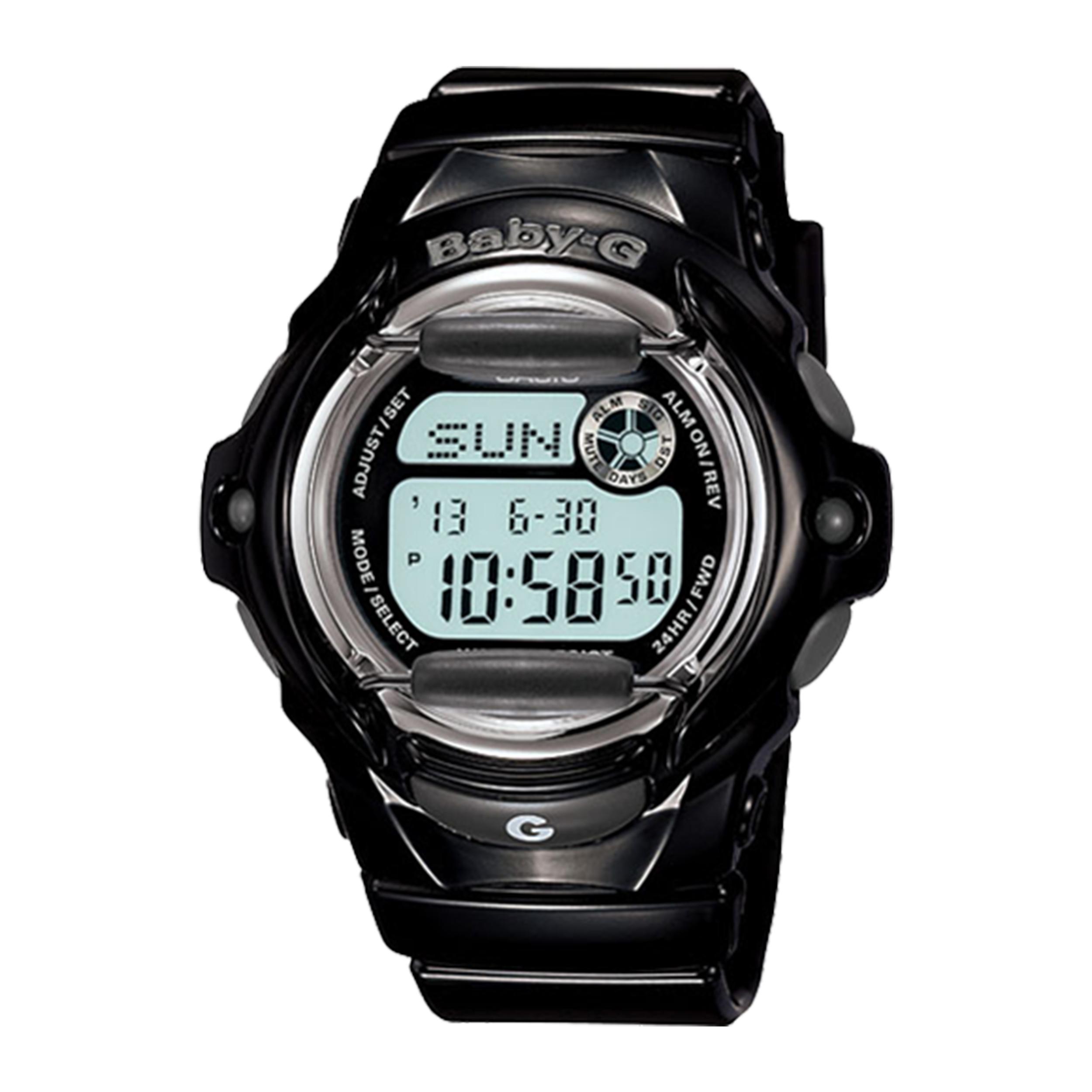 ساعت مچی دیجیتال زنانه کاسیو مدل BG-169R-1DR