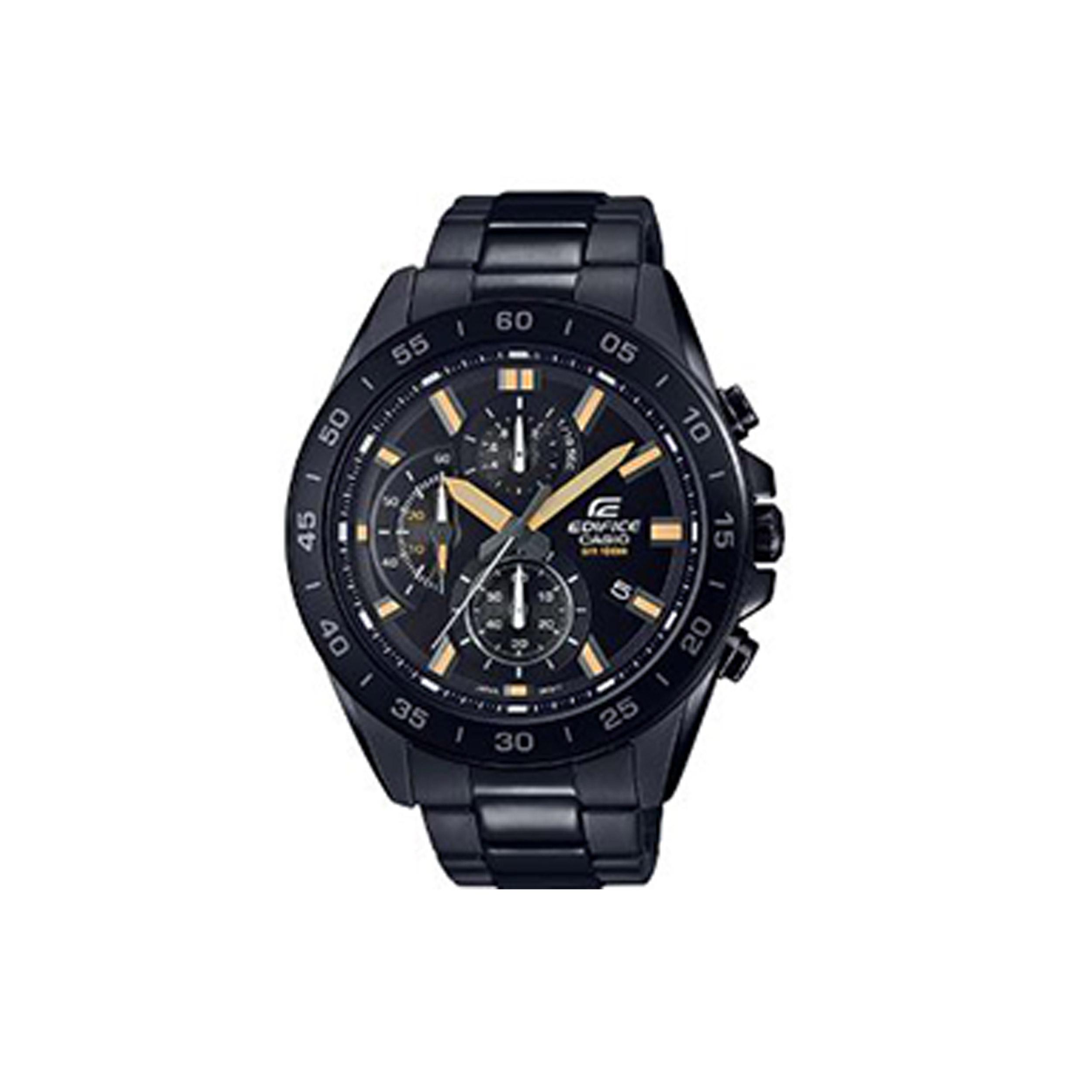 ساعت مچی عقربه ای مردانه کاسیو مدل EFV-550DC-1AVUDF              خرید (⭐️⭐️⭐️)