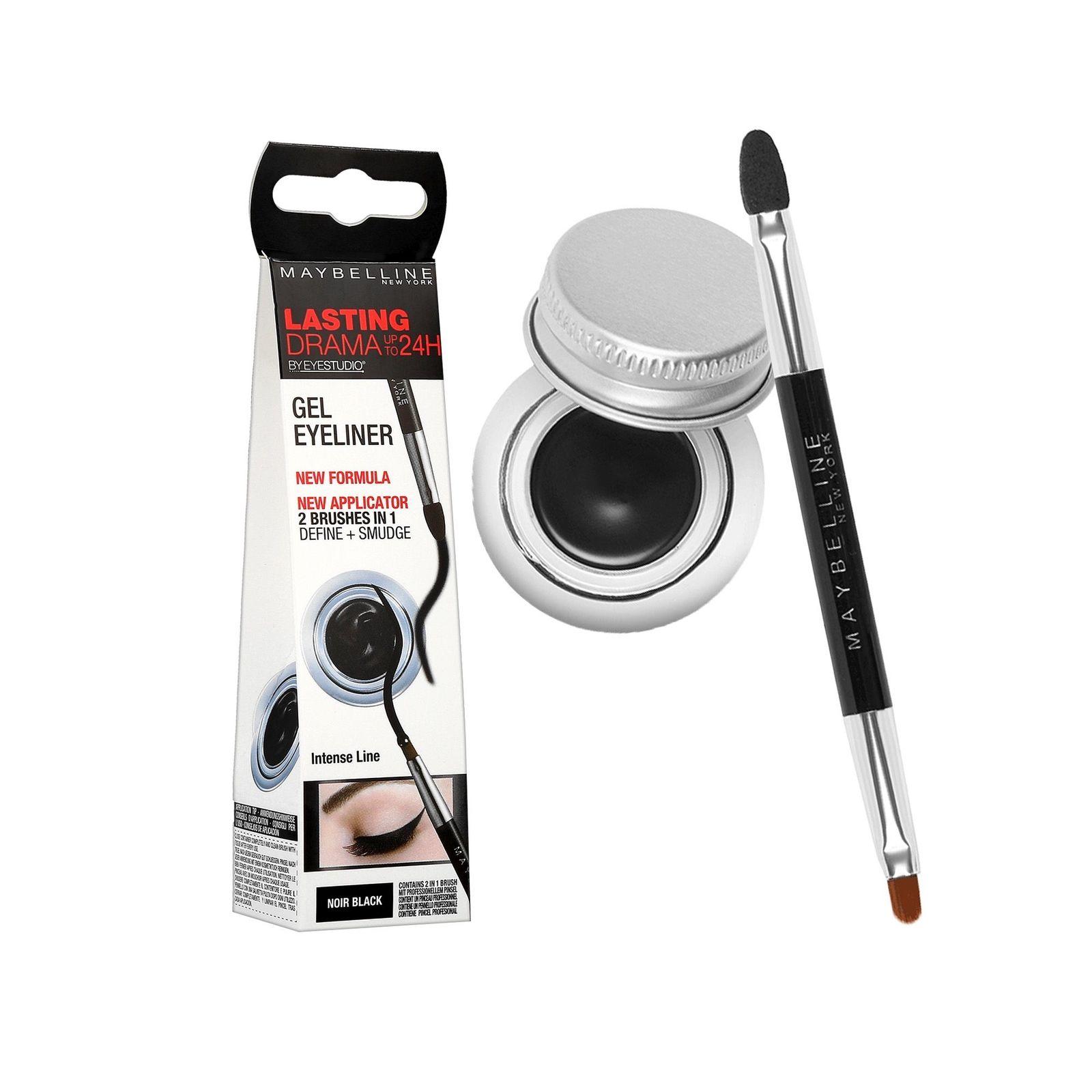 خط چشم و برس آرایشی میبلین مدل لستینگ دراما main 1 1