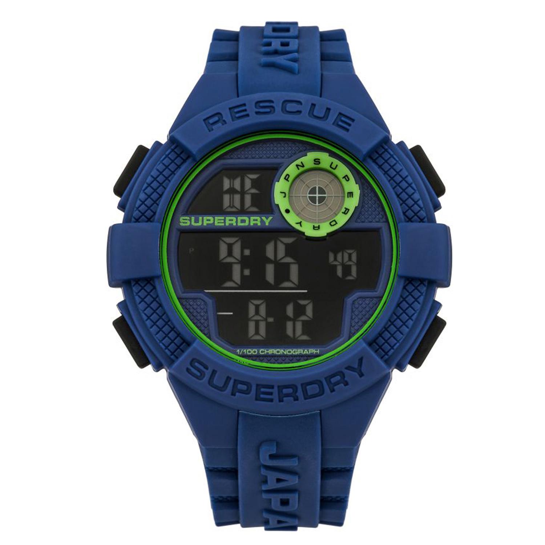 ساعت مچی دیجیتال سوپردرای مدل SYG193U             قیمت