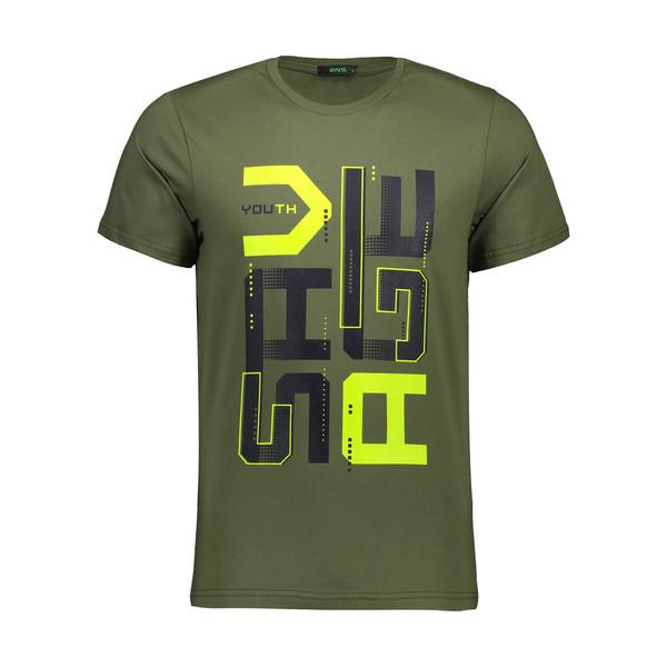 تی شرت مردانه آر ان اس مدل 1131136-43
