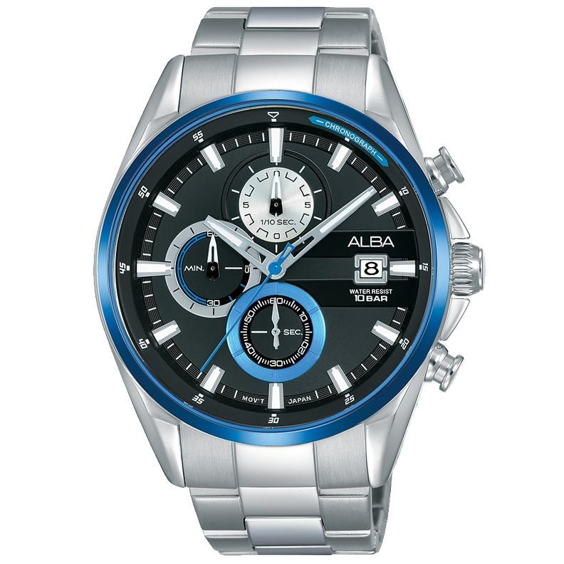 قیمت                      ساعت مچی عقربه ای مردانه آلبا کد AM3577X1