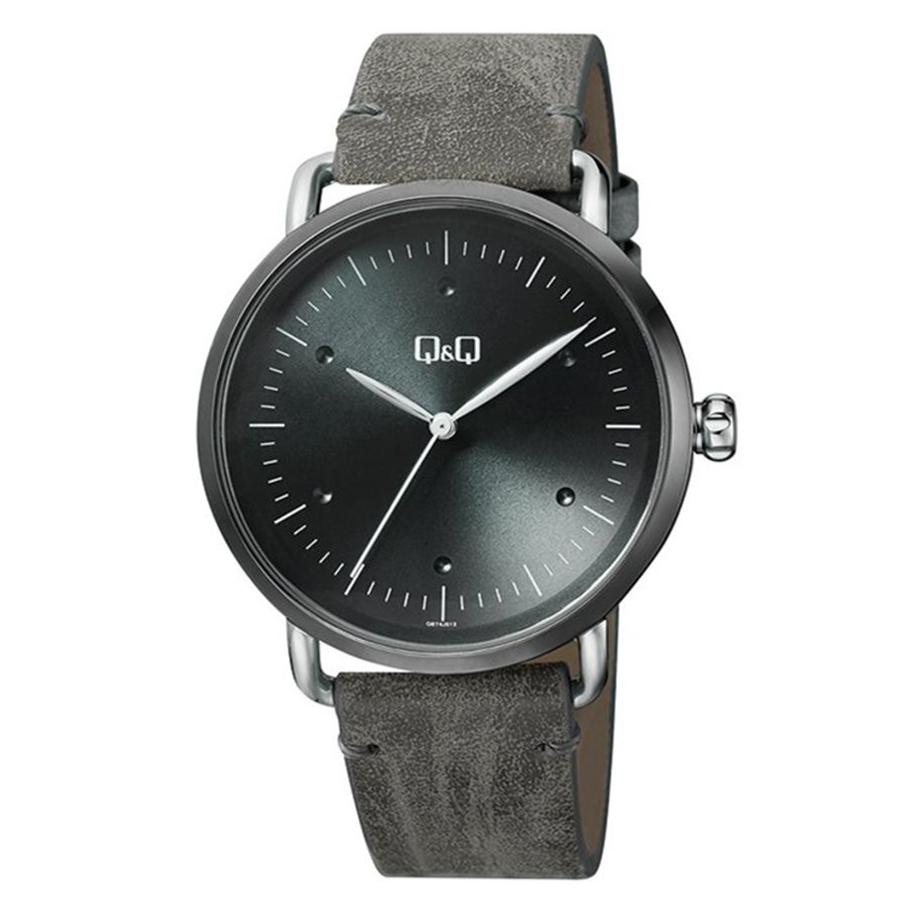 ساعت مچی عقربه ای مردانه کیو اند کیو مدل QB74J512Y