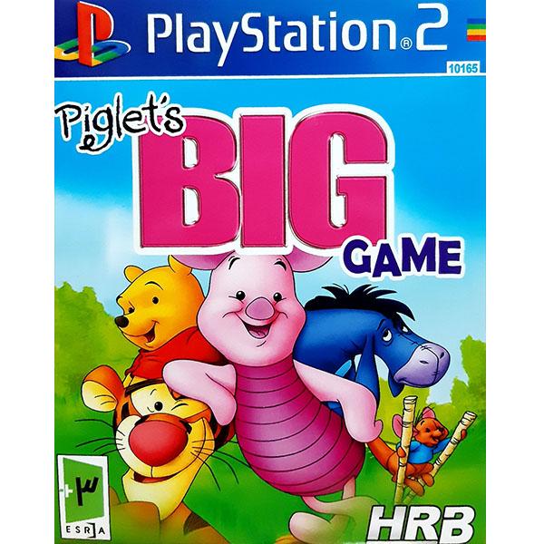 بازی PIGLETS BIG  مخصوص PS2