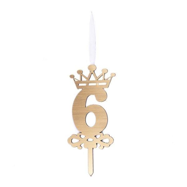 شمع  تولد طرح عدد 6