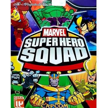 بازی SUPER HERO SQUAD  مخصوص PS2