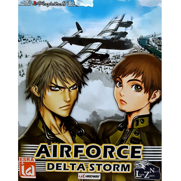 بازی AIR FORCE DELTA STORM   مخصوص PS2