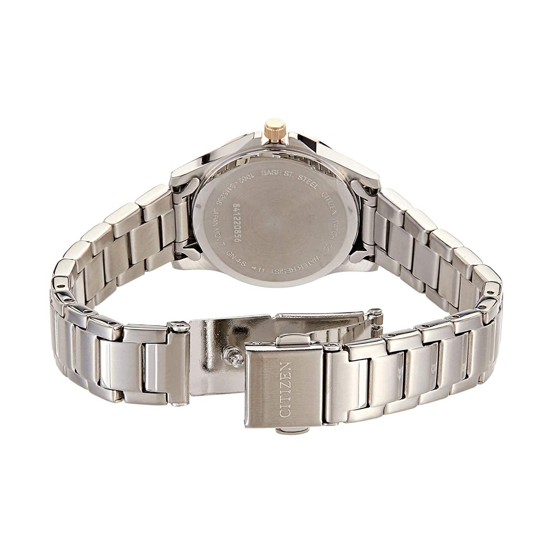 ساعت مچی عقربه ای زنانه سیتی زن مدل EQ0596-87A              ارزان