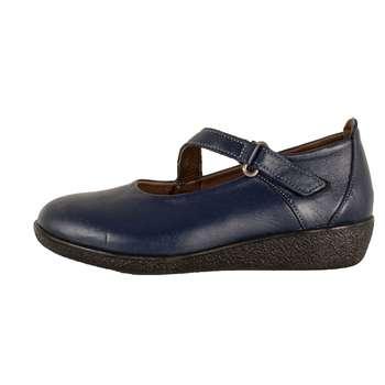 کفش روزمره زنانه پارینه چرم مدل SHOW6-11