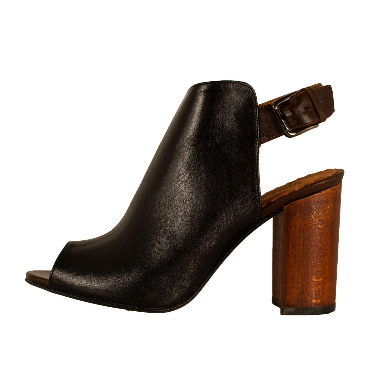 کفش زنانه پارینه چرم مدل SHOW25-1