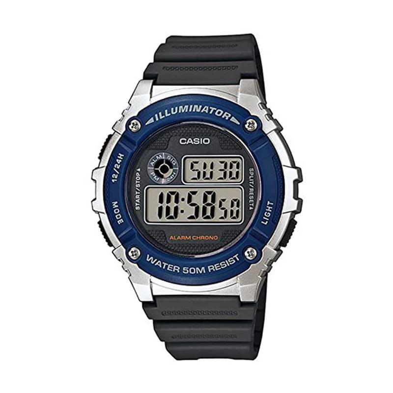 ساعت مچی دیجیتال کاسیو مدل W-216H-2AVDF