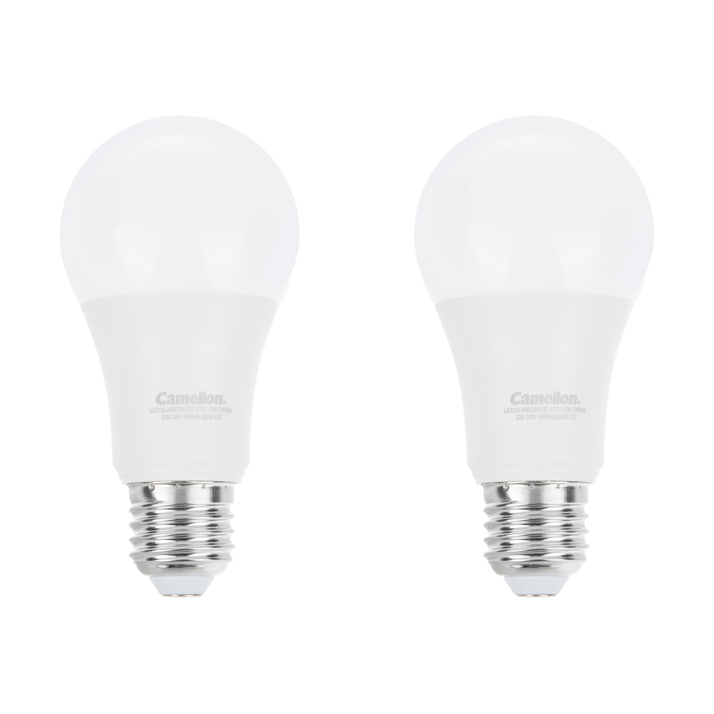 خرید                     لامپ ال ای دی 12 وات کملیون مدل STQ1 پایه E27 بسته 2 عددی