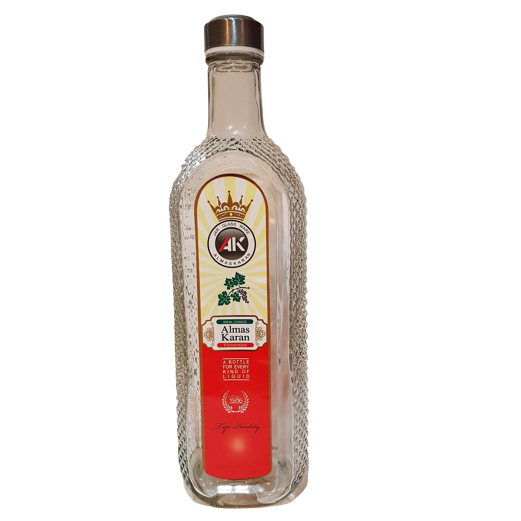 بطری آب الماس کاران مدل رویال
