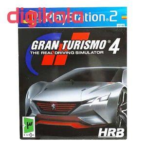 بازی GRAN TURISMO 4 مخصوص PS2