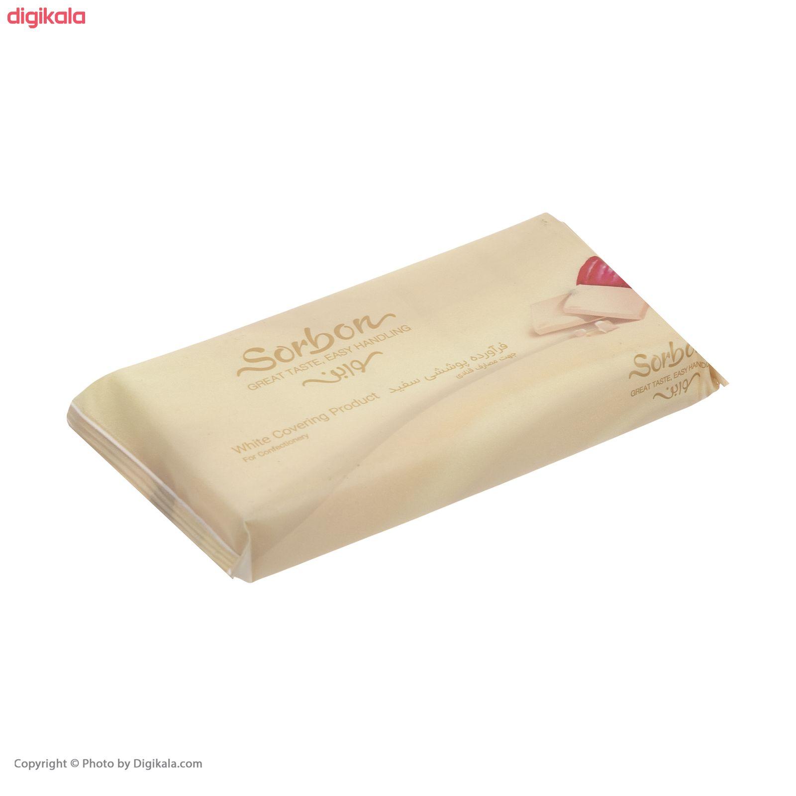 فرآورده پوششی سفید سوربن - 250 گرم  main 1 3