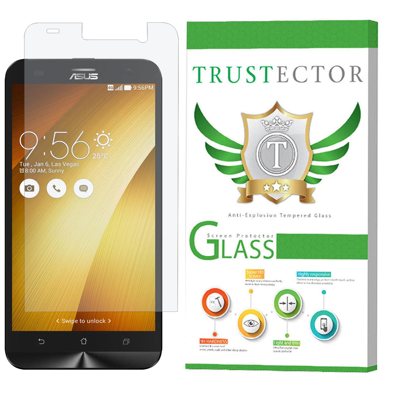 محافظ صفحه نمایش تراستکتور مدل GLS مناسب برای گوشی موبایل ایسوس Zenfone 2 Laser ZE550KL                ( قیمت و خرید)