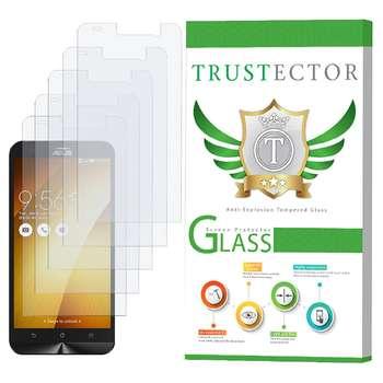 محافظ صفحه نمایش تراستکتور مدل GLS مناسب برای گوشی موبایل ایسوس Zenfone 2 Laser ZE550KL بسته 5 عددی