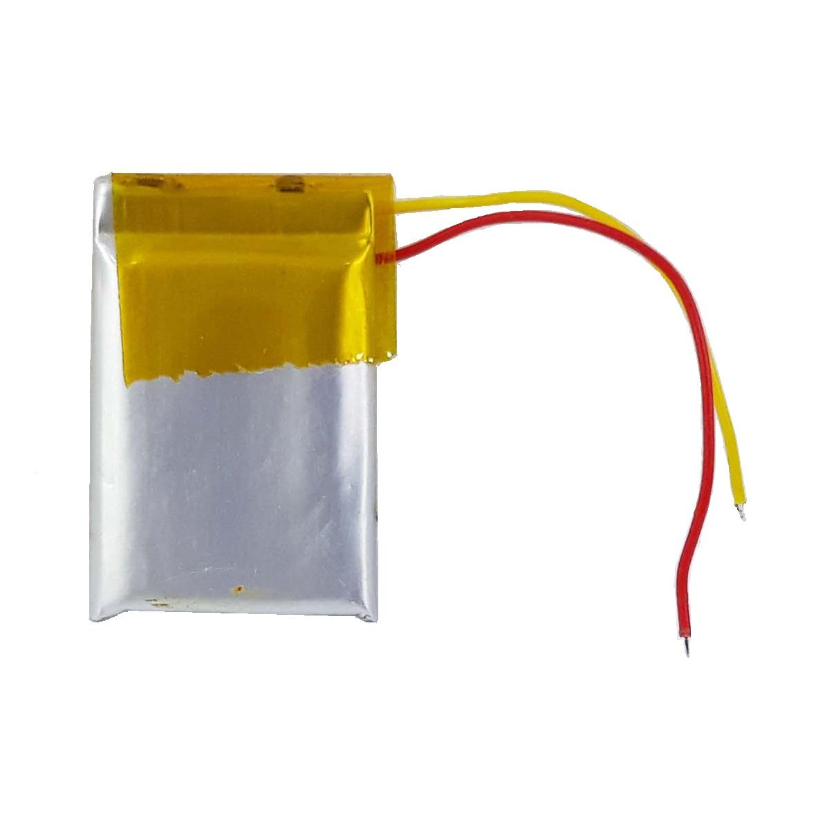 باتری لیتیوم یون قابل شارژ مدل Head-01 ظرفیت200میلی آمپر ساعت