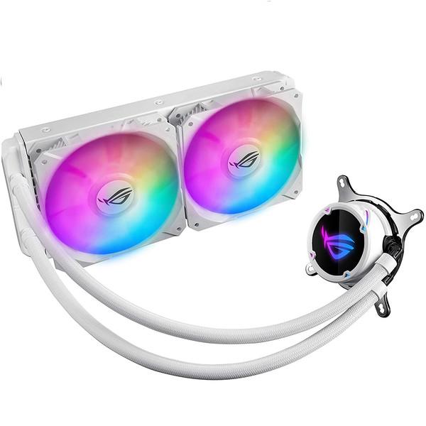 خنک کننده پردازنده مدل ROG STRIX LC 240 RGB WE