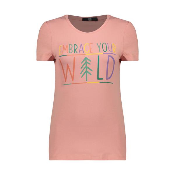 تی شرت زنانه جامه پوش آرا مدل 4012018350-86