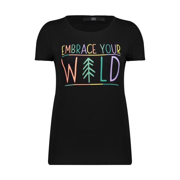 تی شرت زنانه جامه پوش آرا مدل 4012018350-99