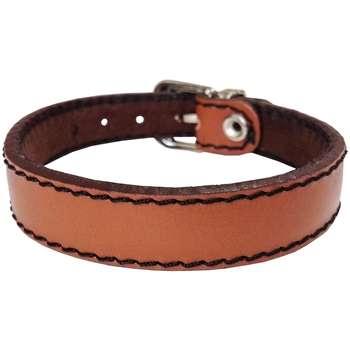 دستبند چرم وارک مدل پرهام کد rb103