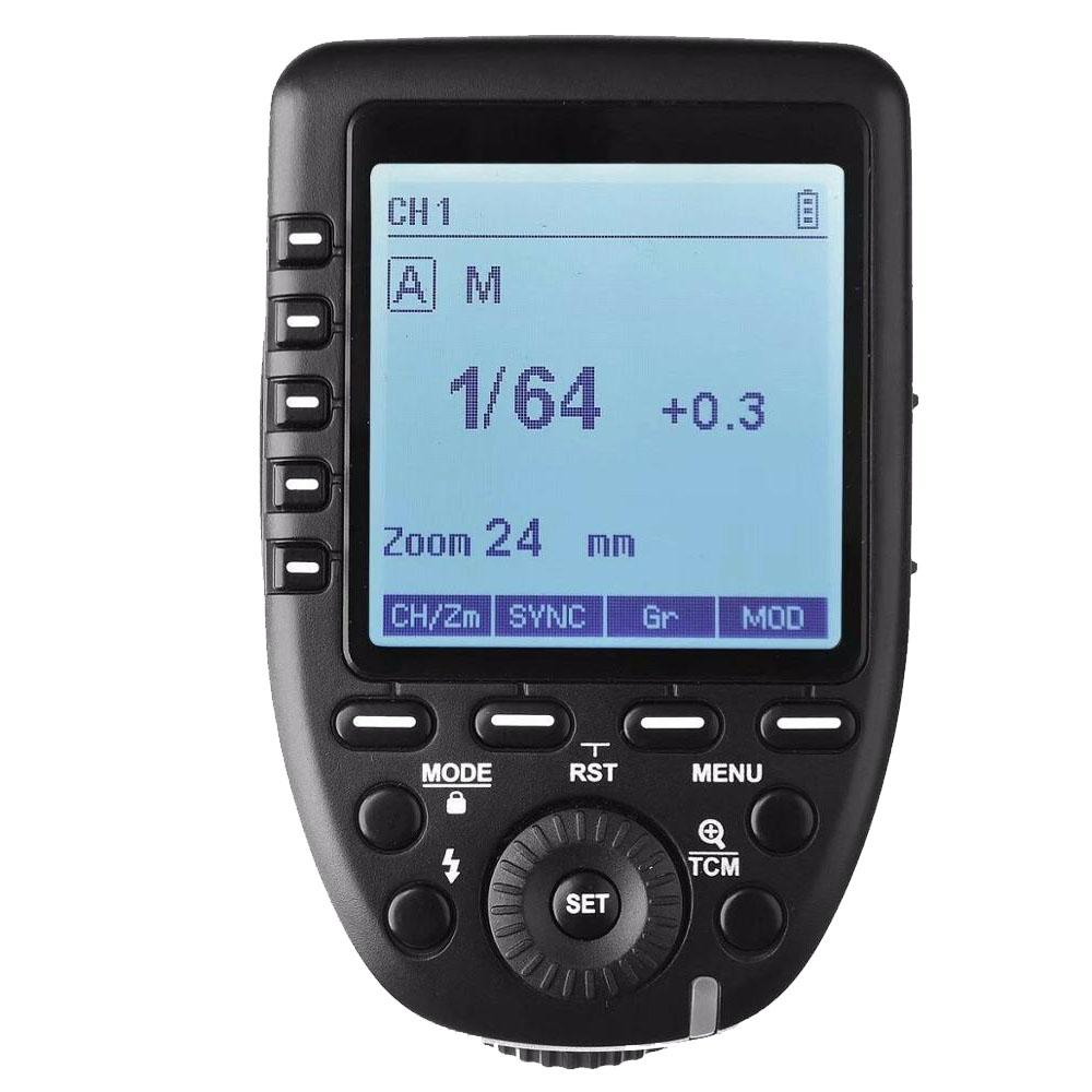 رادیو تریگر مدل Xpro-C مناسب برای دوربین های کانن