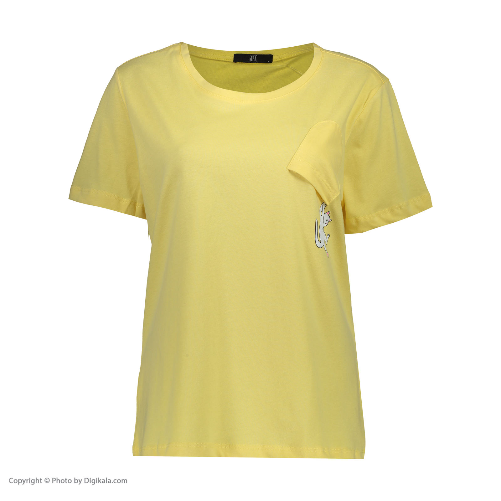 تی شرت زنانه جامه پوش آرا مدل 4012018382-16