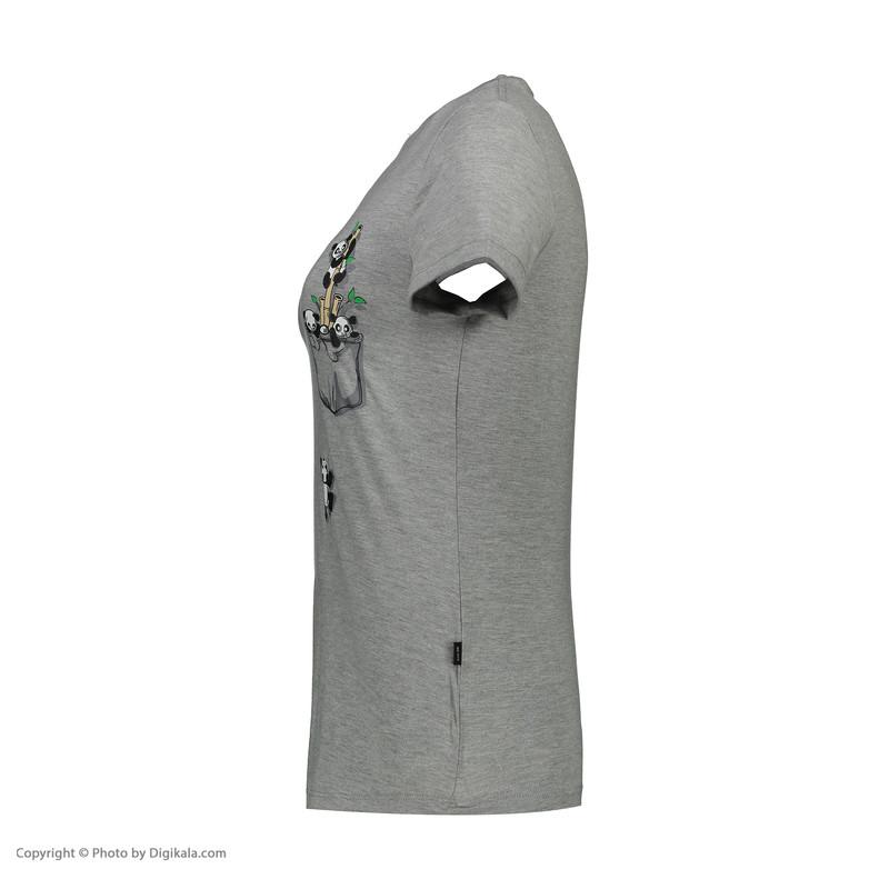 تی شرت زنانه جامه پوش آرا مدل 4012018334-91