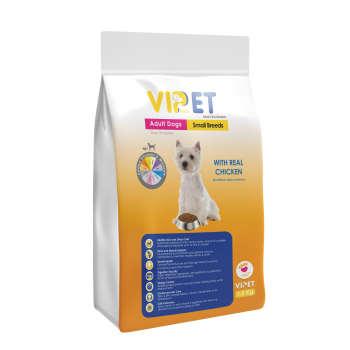 غذای خشک سگ وی پت مدل Adult Small Breed وزن 1.5 کیلوگرم