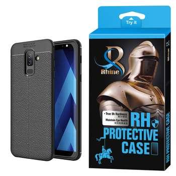 کاور راین مدل R_ATO مناسب برای گوشی موبایل سامسونگ Galaxy A6 Plus 2018