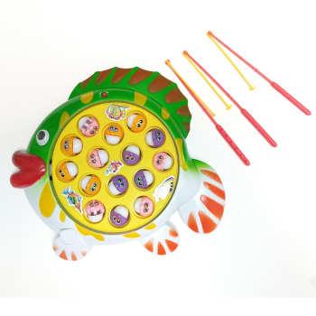 اسباب بازی ماهیگیری مدل 2586