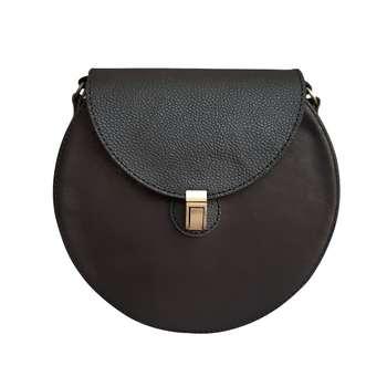 کیف دوشی زنانه چرم روژه مدل FC150
