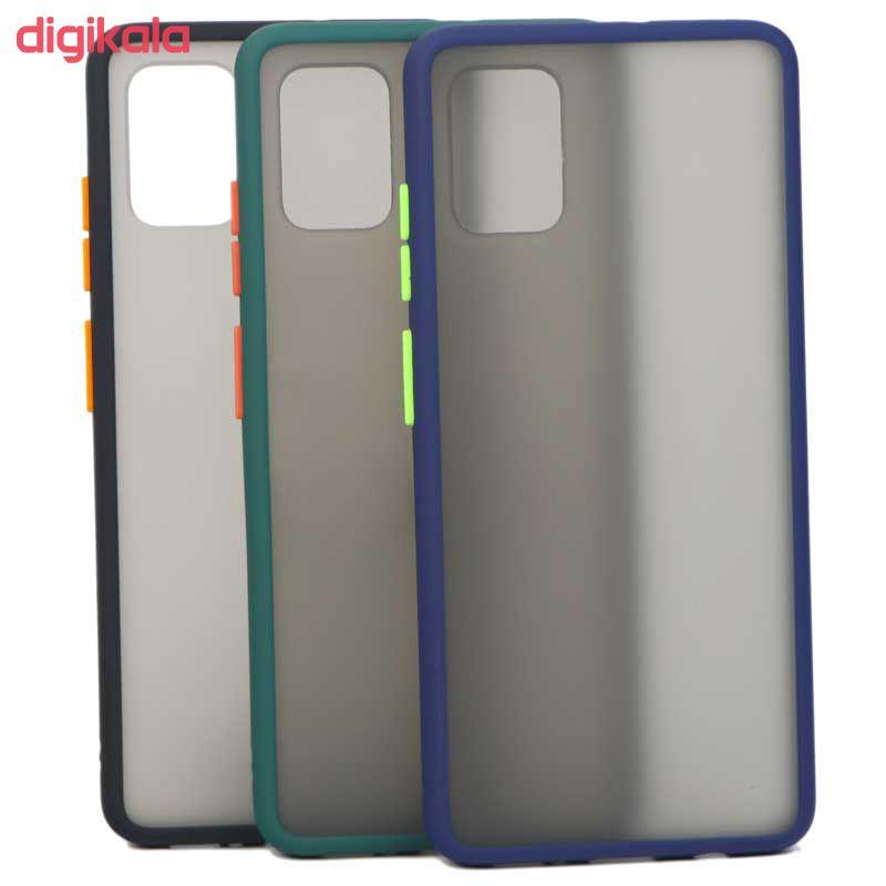 کاور مدل RDST201 مناسب برای گوشی موبایل سامسونگ Galaxy A71 main 1 1