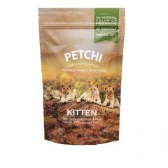غذای خشک پریمیوم گربه پتچی مدل Kitten وزن 400 گرم